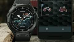 Vízálló és strapabíró a Casio okosórája kép