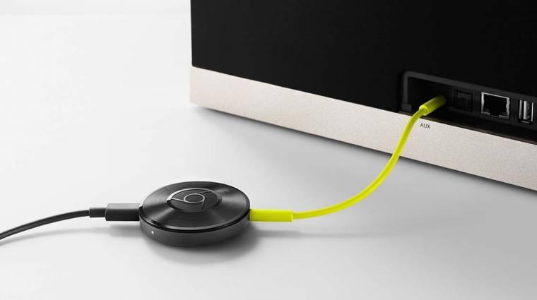 Tarol a Google Chromecast kép