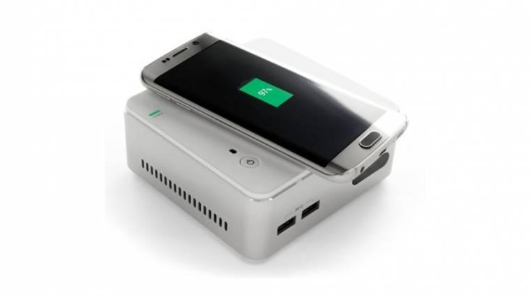 Ez a PC vezeték nélkül tölti a mobilod kép