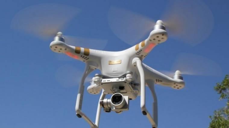 Veszélyes játékszer lett a drónokból kép