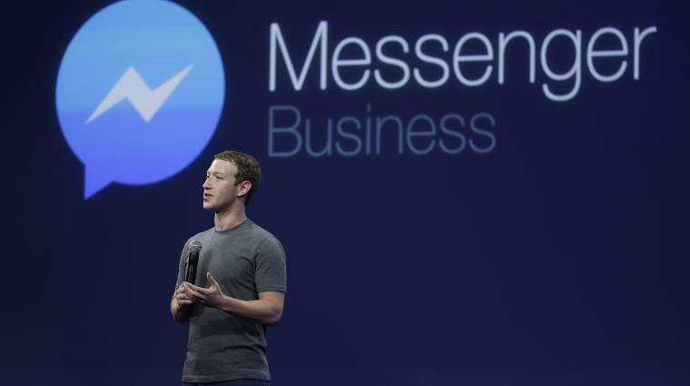 Windows 10-re is jön a Facebook Messenger kép