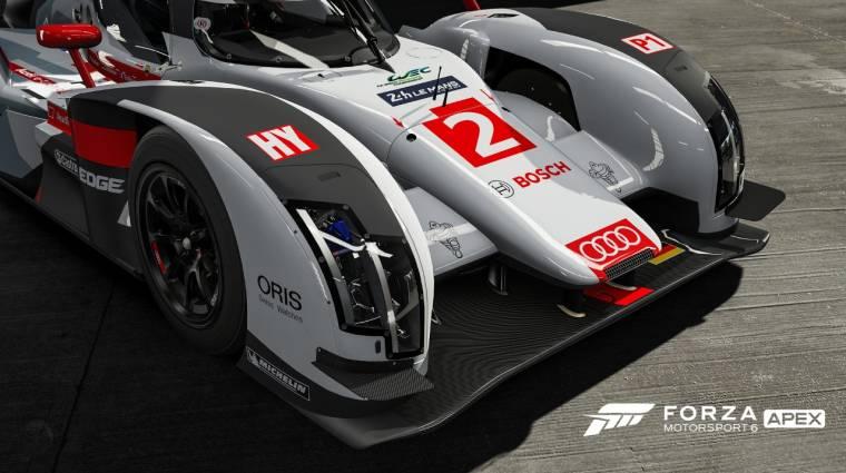 Ingyenes Forza Motorsport játék jön a Windows 10-re kép