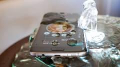 Még egy mosógép sem nyírja ki a Galaxy S7-et kép