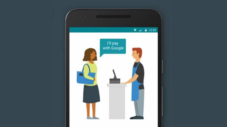 A Google segít az arcoddal mobilfizetni kép
