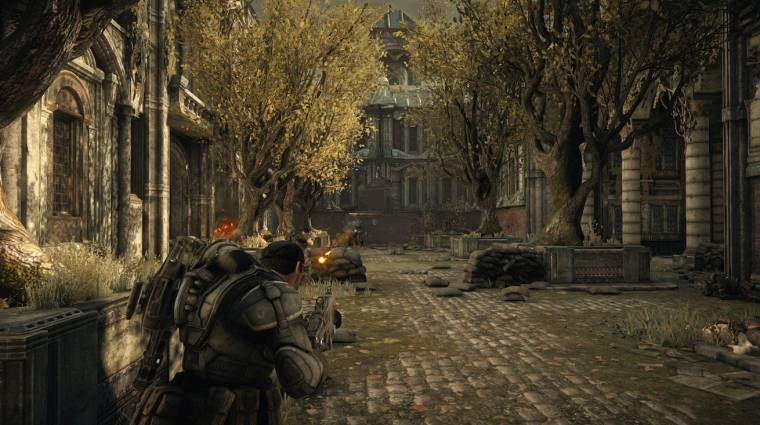 Radeonon katasztrófa a Gears of War: Ultimate Edition kép