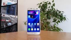 Samsung Galaxy S7 teszt - Üdv az új galaxisban kép