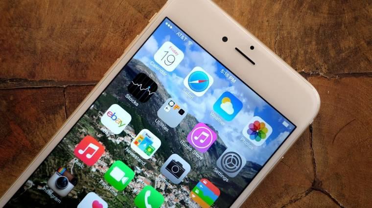 Apple: az appok bezárása nem növeli az üzemidőd kép