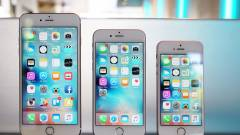 Az iOS 9.3 a legstabilabb mobilos rendszer kép