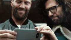 Jason Statham reklámozza az LG G5-öt kép