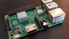 Felforrósodik a Raspberry Pi 3 kép