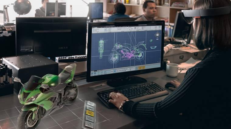 Saját AR-headsetet fejleszt az Intel kép