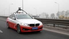 Amerikába mennek a kínai robotautók kép