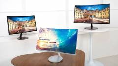 HDMI-s FreeSync a Samsung hajlított monitoraiban kép