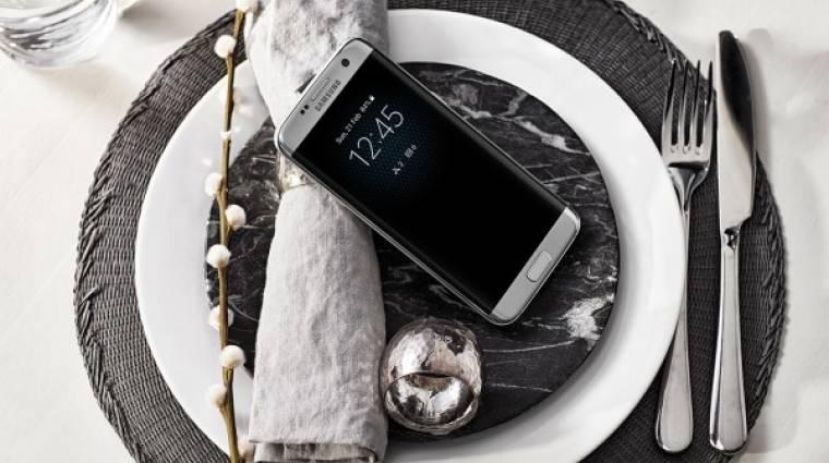 Előrendelési rekordot döntött a Galaxy S7 és a Galaxy S7 edge kép