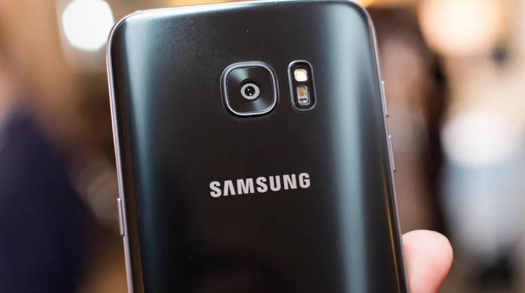 Már megint: többféle szenzorral dolgozik a Galaxy S7 kamerája kép