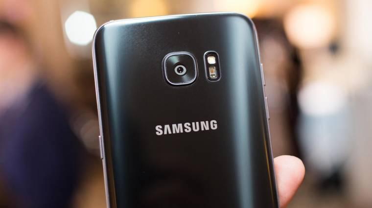 Szuper érdekességek a Galaxy S7 edge belsejéről kép