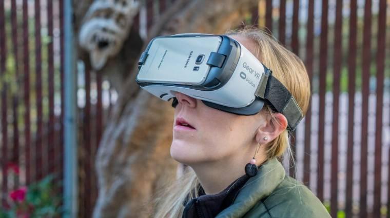 Gear VR-re megy a Minecraft kép