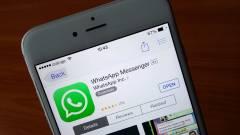 Már nem zabálja fel az iPhone-od tárhelyét a WhatsApp kép