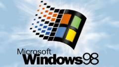 Futtasd a Windows 98-at a böngésződből kép