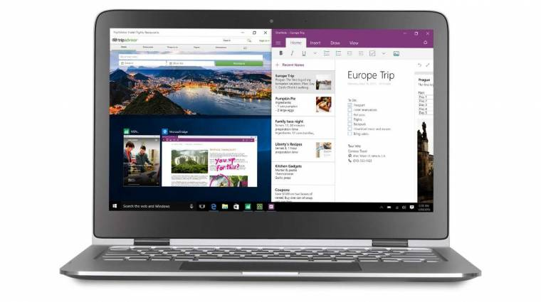 Rengeteg hibajavítást kapott a stabil Windows 10 kép