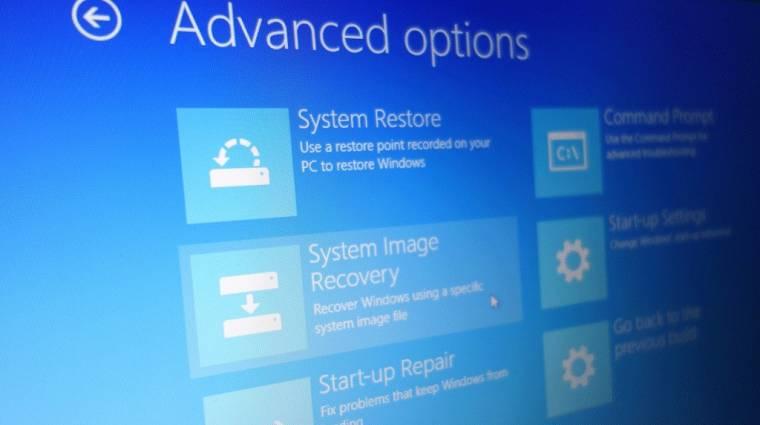 Windows tablet-javítás kép