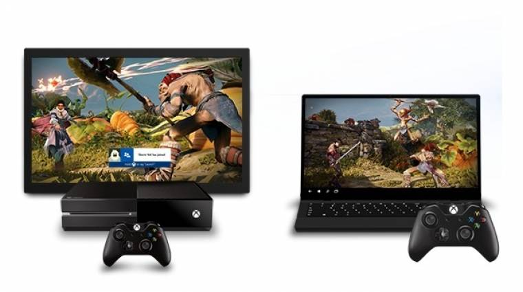 Az Xbox One nyártól a Windows 10-es appokat is támogatja kép