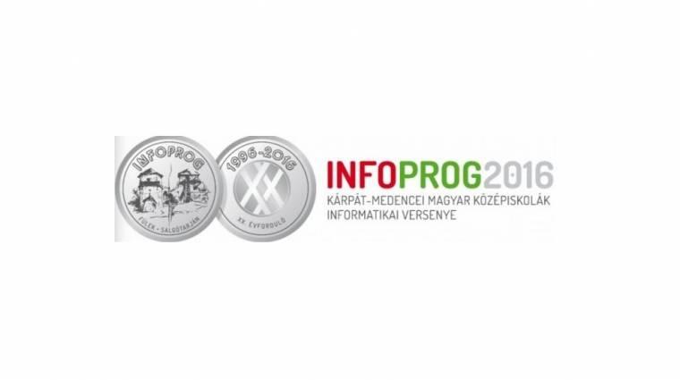 Itt az INFOPROG 2016 döntője kép