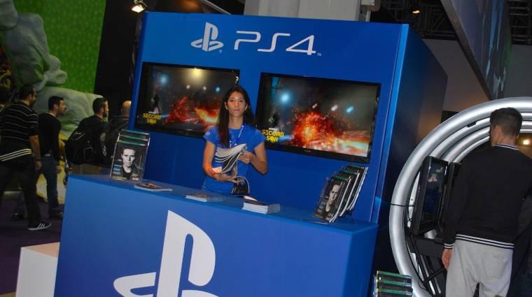 Ezt tudjuk eddig a PlayStation 4 Neo konzolról kép