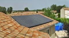 Esőcseppekből is áramot termelhetnek az új napelemek kép