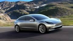 A Tesla Model 3 lett az új iPhone kép