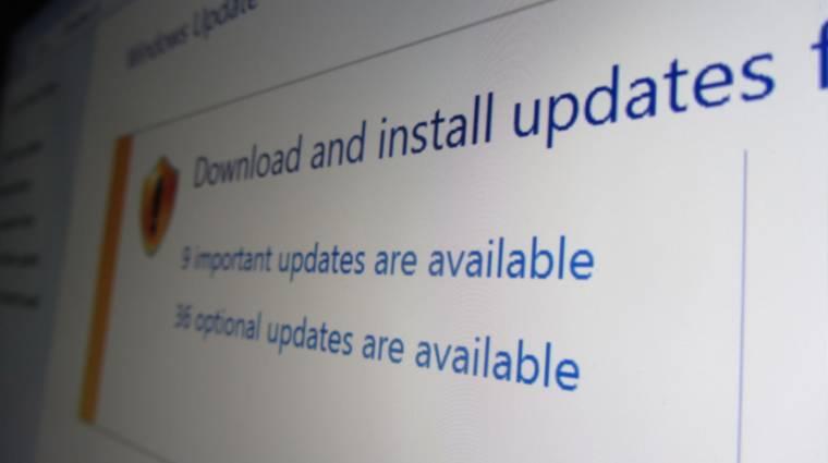 Rengeteg hibajavítás érkezett a Microsofttól kép