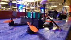 Itthon is indul a drónok harca kép