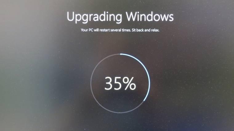 Új összegző frissítés érkezik a stabil Windows 10-hez kép