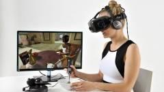 VR: már lehet müzlit enni egy halott egyiptomi királynővel kép