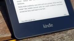 Nagyon lapos lesz az új Amazon Kindle kép