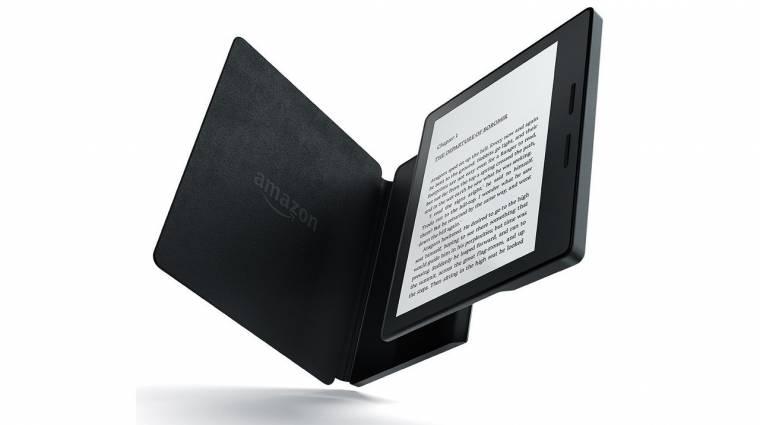 Nagyon drága lett az Amazon Oasis e-reader kép