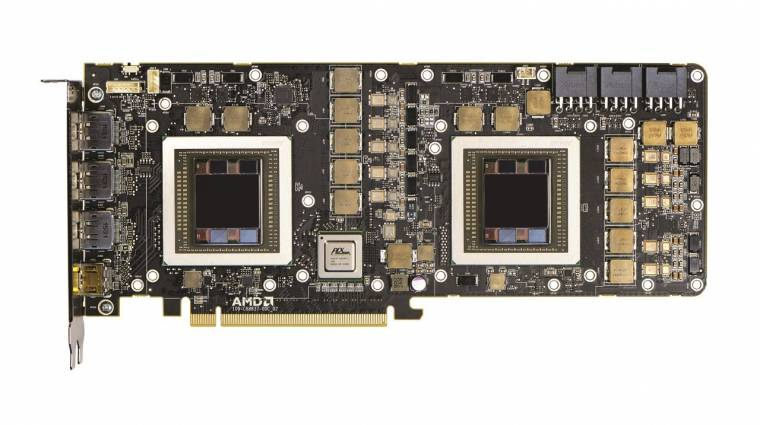Piacra került az AMD Radeon Pro Duo kép