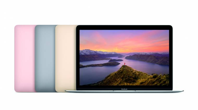 Már rozéaranyban is kapható az Apple MacBook kép