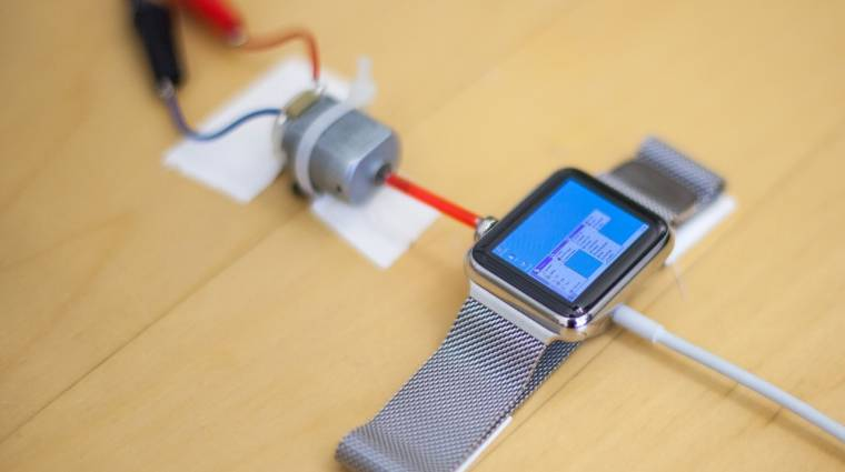 Videó: így fut a Windows 95 az Apple Watch okosórán kép
