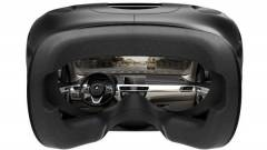 HTC Vive-val teszteli új autóit a BMW kép