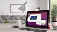 Piacra került a BQ M10 Ubuntu Edition tablet kép