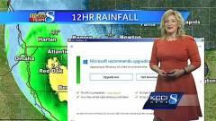 Megtréfálta az időjárás-jelentést a Windows 10 kép