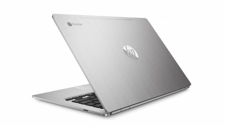 Ilyen lett a HP prémium Chromebookja kép