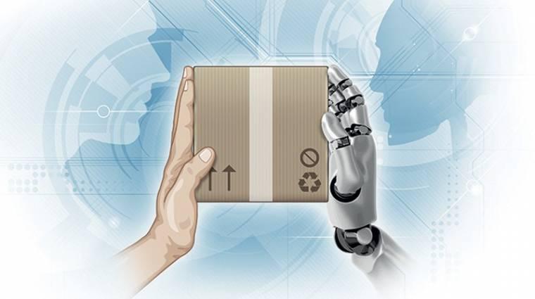 Robotokkal erősít a német posta kép