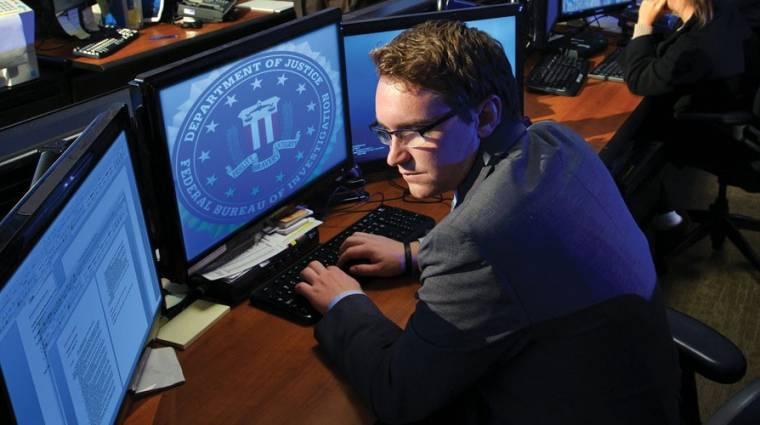 Hamarosan bármit feltörhet az FBI kép