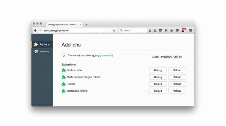 Úton a Chrome kiegészítői a Firefoxba kép