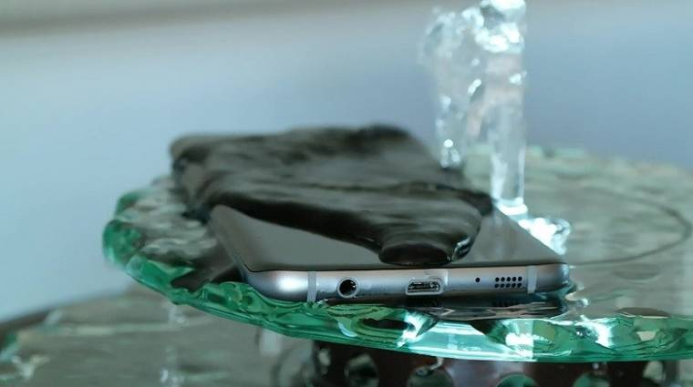 Íriszszkenner lesz a vízálló Galaxy Note 6-ban kép