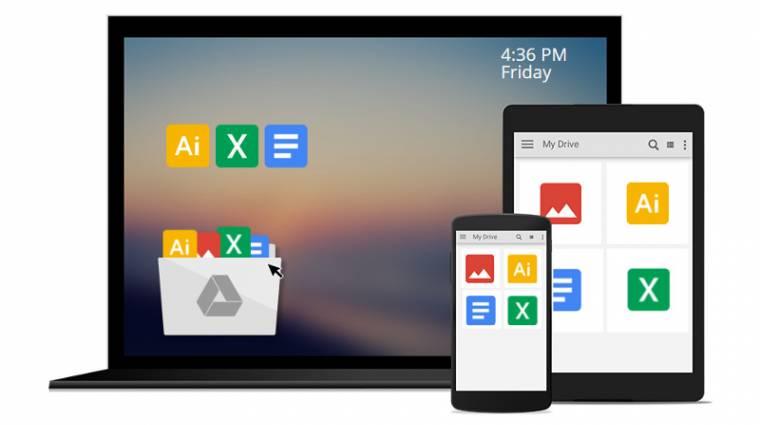 Szelektív szinkronizációt kapott a Google Drive kép