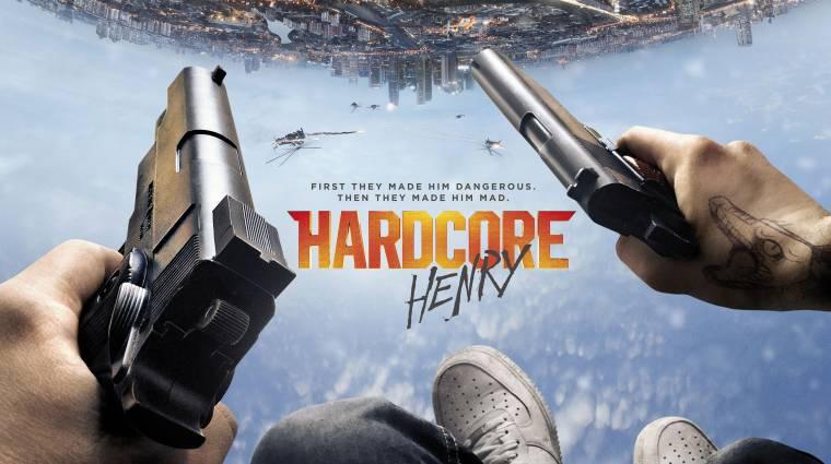 Hardcore Henry - Főszerepben a nézők kép