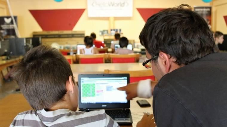 Scratch-suli - Kezdjünk el programozni! kép